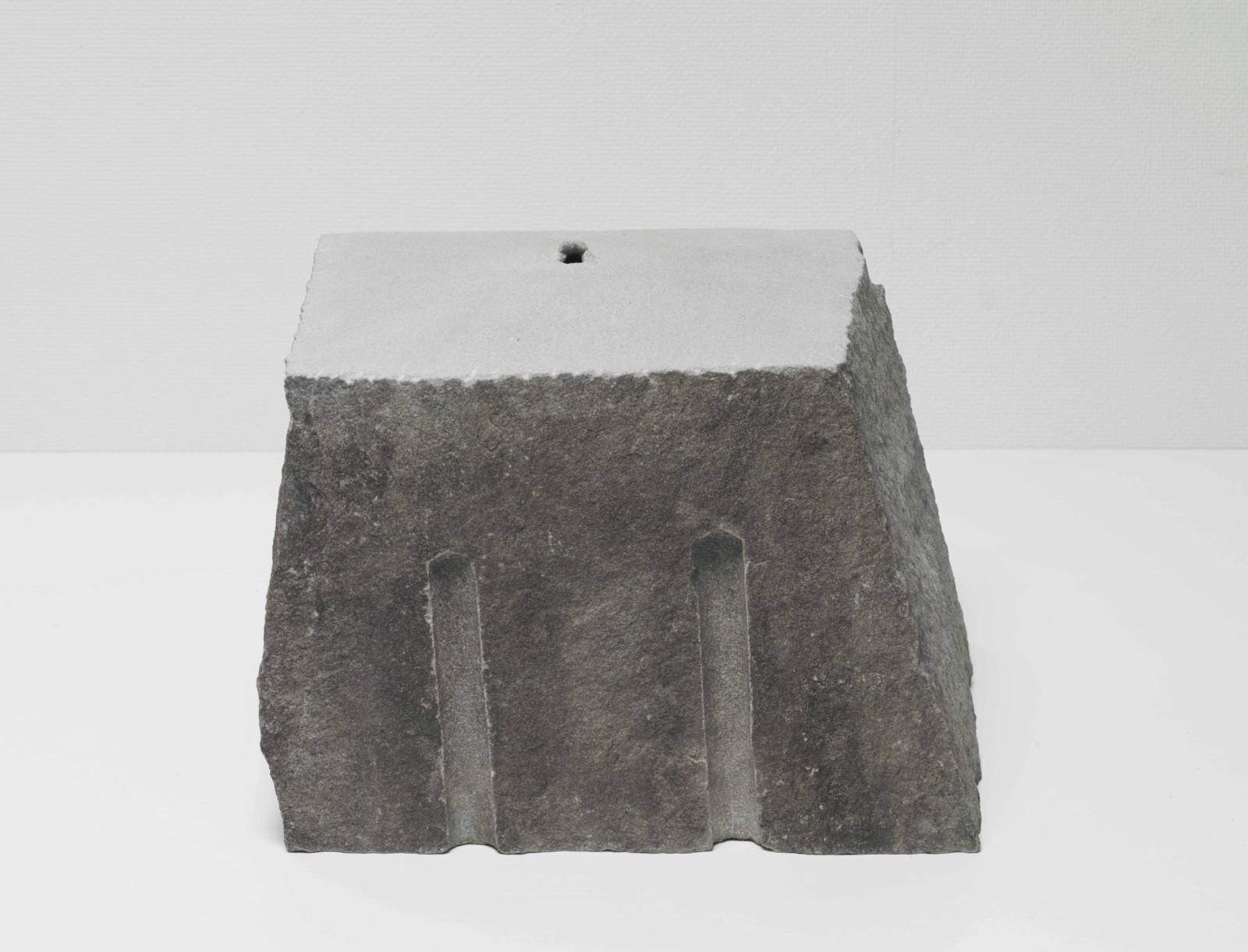 丸山 富之  新作展《石切り場》