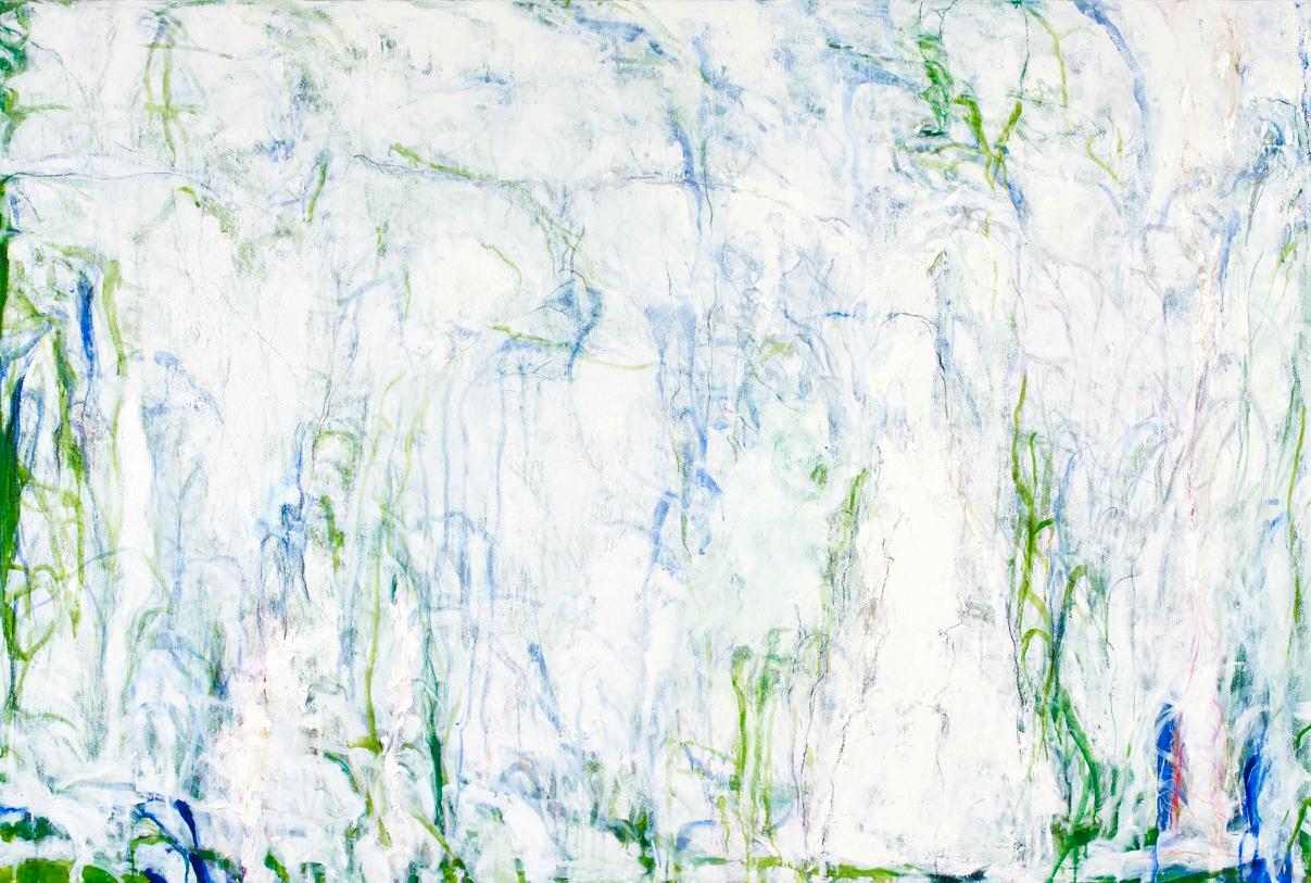 松本 陽子 「振動する風景的画面」